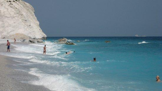 Skiathos Town, Yunanistan: lalaria