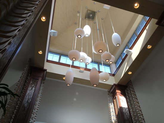 Hilton Garden Inn Columbus/Edinburgh : Couple shots from the HGI