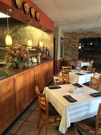 New York's Best Italian Bistro: Bistro Dining