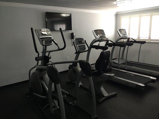 Lompoc, CA: Fitness Room