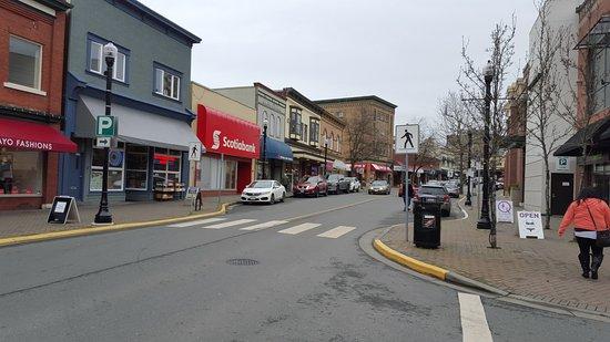 Centro de Nanaimo.