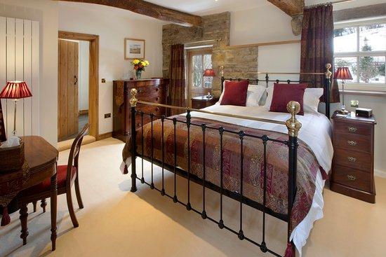 Leyburn, UK: The Byre (Bedroom), Newbiggin in Bishopdale, Yorkshire Dales National Park