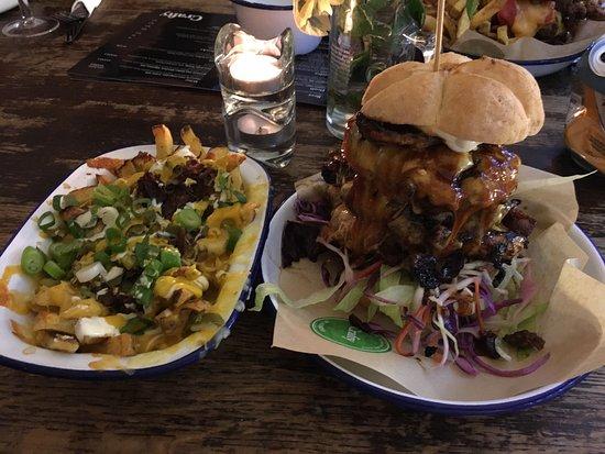 el gordo picture of crafty burger leicester tripadvisor