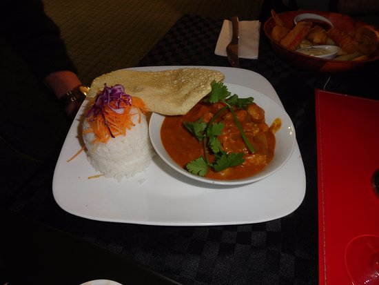 RSL Bistro: Great curry!