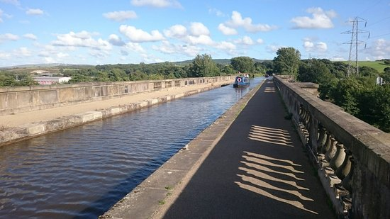Lune Viaduct, Lancaster canal scenes