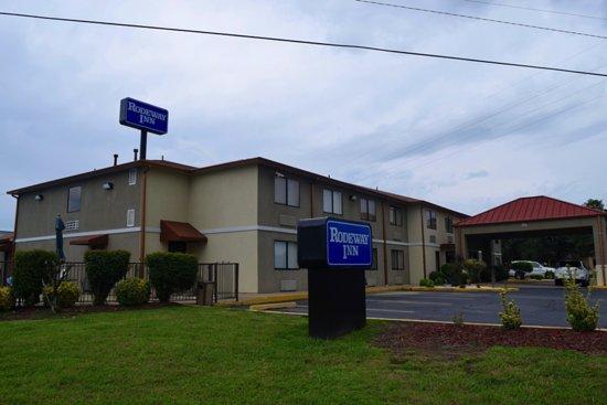 Δυτικό Μέμφις, Αρκάνσας: Hotel Building