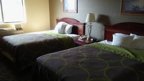 Lynchburg, VA: 2 Queen Bedroom