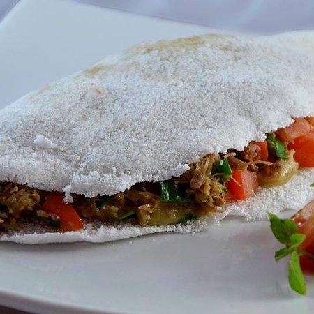 Sidrolândia, MS: Tapioca deliciosa