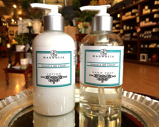 Independence, KS: Lotion and handsoap set mixed in-house