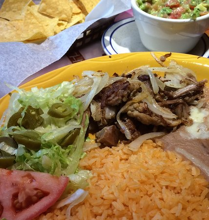 Eagle River, WI: Carnitas, guacamole