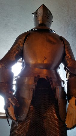 Bamburgh Castle: Knight in Shining Armour