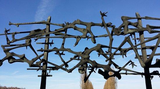 Sculpture in Dachau