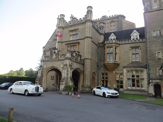 Tortworth, UK: First impressions were great!