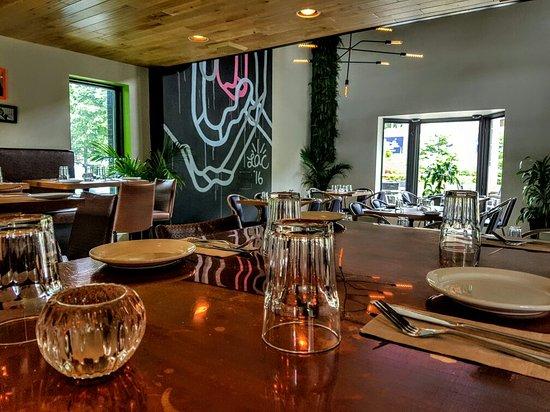 Le charlotte pub gastronomique saint bruno de montarville for Ares cuisine st bruno