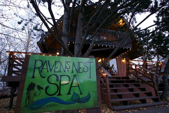 Ravens Nest Spa