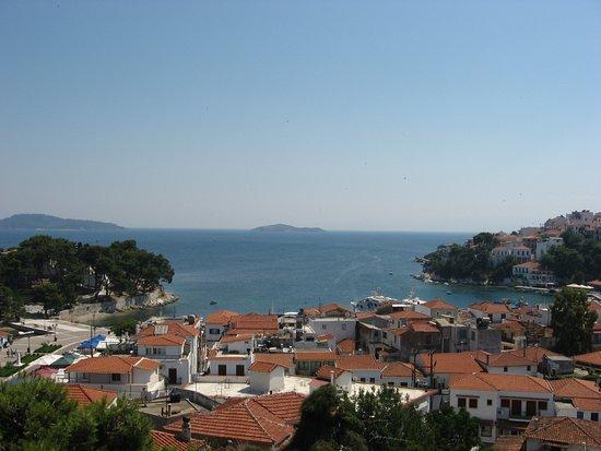 Skiathos Town, Yunani: foto