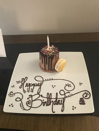 The Watergate Hotel Georgetown Birthday Cake For My Son 3