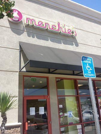 ‪‪Fontana‬, كاليفورنيا: Menchie's Frozen Yogurt, North Fontana‬
