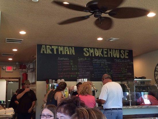 Summerfield, FL: Ordering line