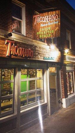 Durham, NH: Tacomano Street Food