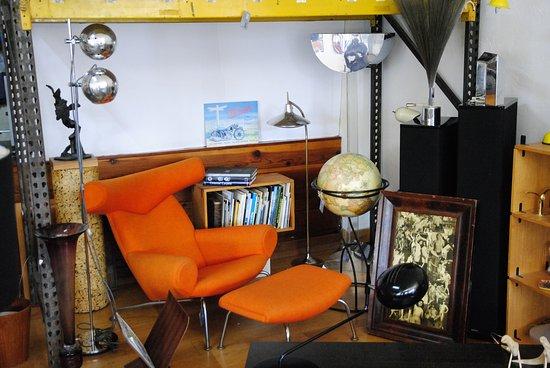 Berkeley, Kalifornien: Ox Chair