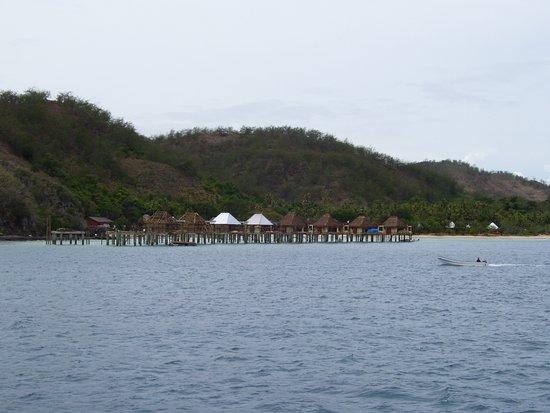 Denarau Island, Fiji: One of the resorts on the route