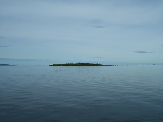 Denarau Island, Fiji: Many uninhabited islands
