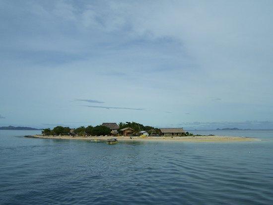 Denarau Island, Fiji: One of the smaller islands.