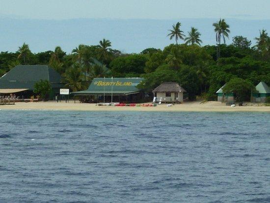 Denarau Island, Fiji: One of the bigger resorts.