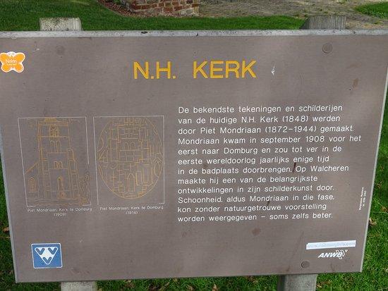 Nederlands Hervormde Kerk Domburg
