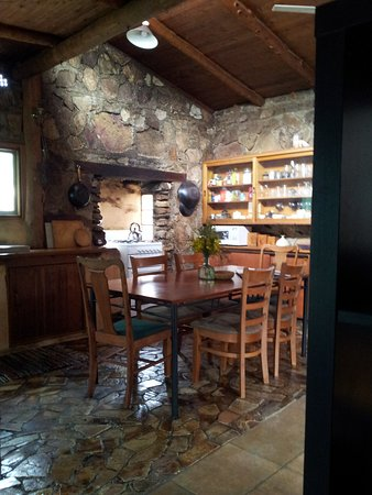 Mudgee, Australia: Saddlers Cottage Kitchen