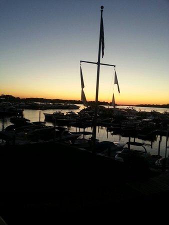 SAG Harbor, État de New York : Baron's Cove