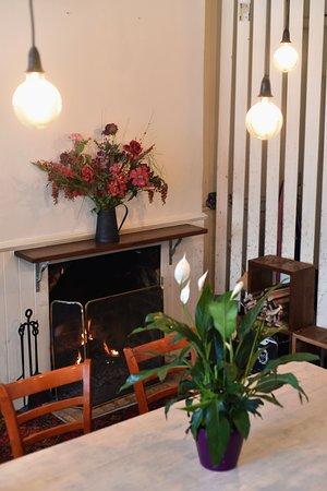 Fitzroy, Австралия: Fireplace