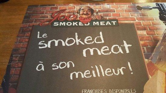 Joe Smoked Meat: 20160812_131627_large.jpg