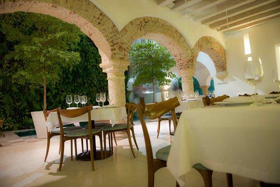 Diseño Interior Restaurante Esta Es La Terraza Picture