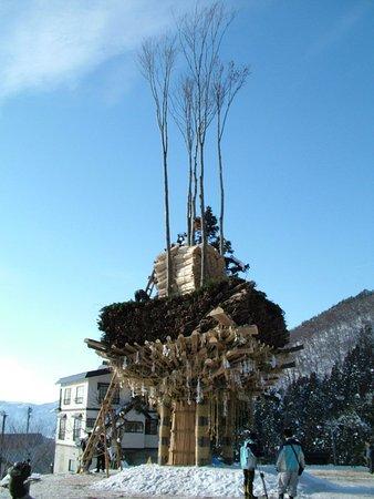 Nozawaonsen-mura, Japan: 道祖神