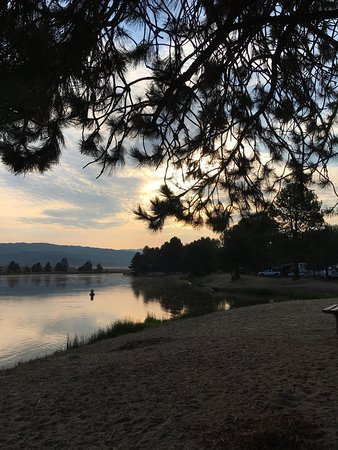 Cascade, ID: Water's Edge RV Resort