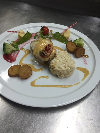 Libourne, Frankrike: Hotel Restaurant La Tour du Vieux Port