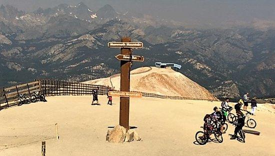 Mammoth Mountain : Summit