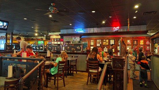 Olathe, KS: Inside the restaurant