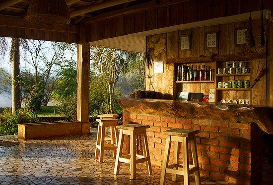 San Sebastian de la Selva: Recepcion-Barra-Ecotienda