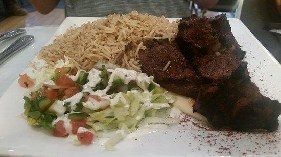 Zara afghan cuisine middle eastern restaurant 729 j st for Afghan cuisine restaurant