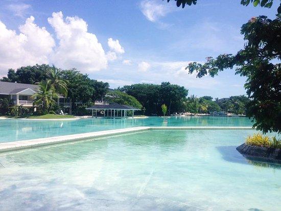 Plantation Bay Resort And Spa: One of the many breathtaking views