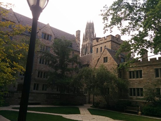 Yale University: Branford/Saybrook Residential Colleges