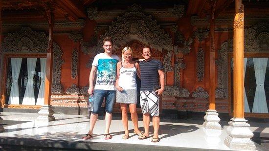 Tulamben, Indonésia: Tour trip today