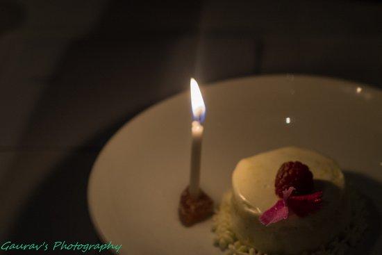 Jardiniere: Lemon Chiffon Cake
