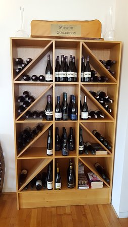 Rosevears, Australia: Museum releases - there's some great wines here