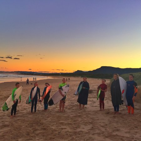Corrimal, Australia: Surf Coaching for all ages and abilities