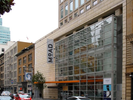 Moad exterior picture of museum of the african diaspora for San francisco new museum