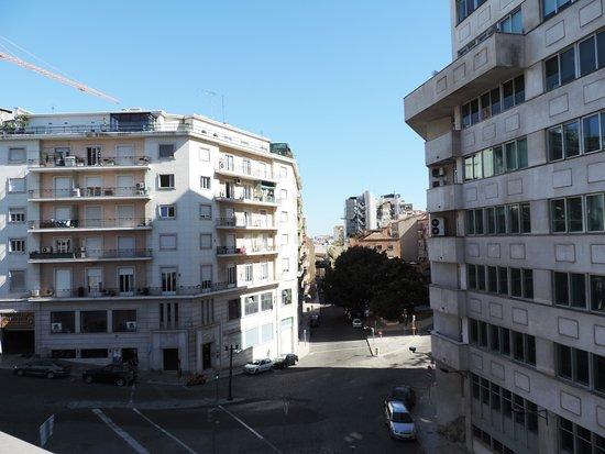 Eurostars Lisboa Parque: View from room
